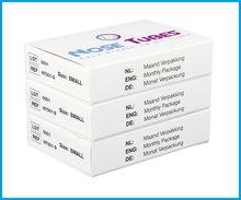 NoseTubes Quarterly Package - Size: S